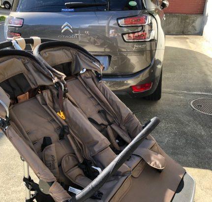 【双子育児おすすめ】自動車/シトロエングランドC4